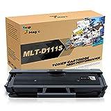 7Magic Kompatibel Samsung MLT-D111S 111S ELS Toner Patronen (1 Schwarz) für Samsung Xpress SL M2070 M2070w M2070f M2070fw M2020 M2022W M2022 M2026w Drucker