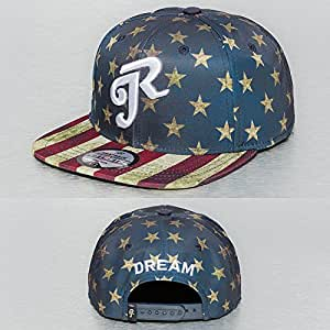 Just rhyse casquette snapback flag