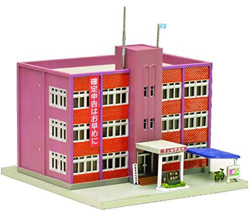 TomyTEC 260752 - Immeuble de Bureaux modèle ferroviaire Accessoires