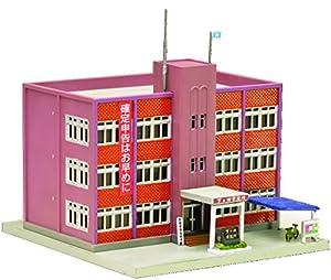 TomyTEC 260752-Oficina Edificios Modelo Ferrocarril Accesorios
