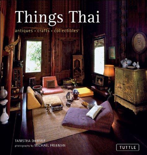 Things Thai: Antiques, Crafts, Collectibles (English Edition) (Asiatische Kostüm Schmuck)