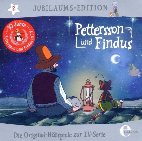 Preisvergleich Produktbild Pettersson und Findus - Das Original-Hörspiel zur TV-Serie, Jubiläums-Edition Folge 2