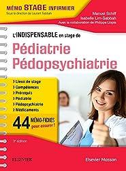 L'indispensable en stage de Pédiatrie - Pédopsychiatrie: Pedopsychiatrie