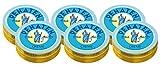 Penaten Creme 150ml - Beruhigende Wundschutzcreme für empfindliche Babyhaut im Windelbereich - Mit Penaten Dreiphasenschutz (6 x 150ml)