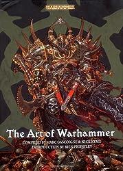 The Art of Warhammer by Marc Gascoigne (2007-06-26)