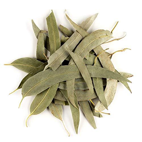 Tee biologischem Anbau - sanft und beruhigend für den Rachen - Eukalyptuskraut Tee Bio 50g ()
