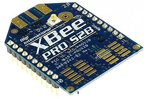 Digi XBee Pro 50mW Connexion u. FL–Série 2(Zigbee en maille)