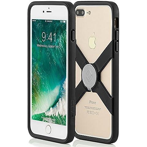 X-Guardia all'Aperto di caso del telefono cellulare di caso protettivo del supporto del supporto per Apple iPhone 7 Plus