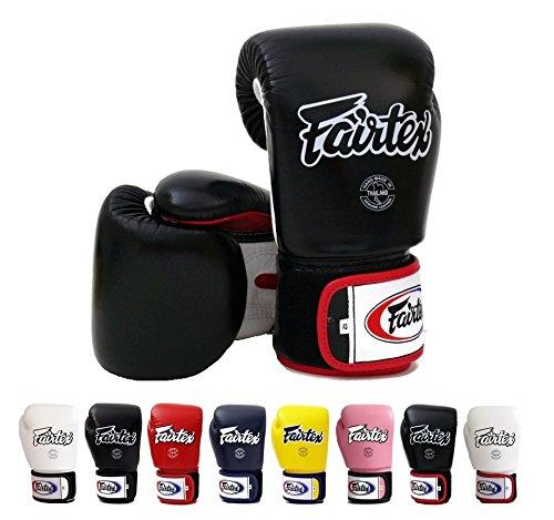 fairtex boxhandschuhe Boxhandschuhe - Fairtex - BGV1 - Schwarz/Weiß/Rot