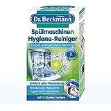 6x Dr. Beckmann Lave-vaisselle Hygiène Nettoyant de jamais 75g avec parfum d'agrumes
