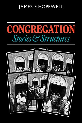 Congregation: Stories and Structures by James F. Hopewell (17-Jan-2012) Paperback