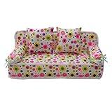 Spielzeug Barbie Möbel Zubehör Barbiemöbel Puppen Couch Sofa Sessel + 2 Kissen