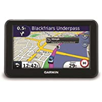 "Garmin nuvi 50 5"" Sat Nav with UK and Ireland Maps"