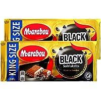 Sal de mesa marabú regaliz chocolate 2 x ...