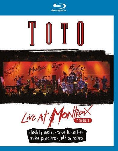 Bild von Toto - Live at Montreux 1991 [Blu-ray]
