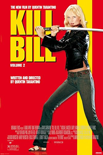 Kill Bill Vol. 2 Poster (60,96 x 91,44 cm)