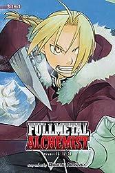 Fullmetal Alchemist, Vol. 16-18 (Fullmetal Alchemist 3-in-1) by Hiromu Arakawa (2013-11-12)