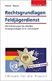 """51Mb73M5WxL SL160 in 11. Auflage """"Rechtsgrundlagen Feldjägerdienst"""""""