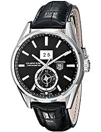 TAG Heuer Carrera Automatik Calibre 8 Grande Date GMT Chronometer WAR5010.FC6266