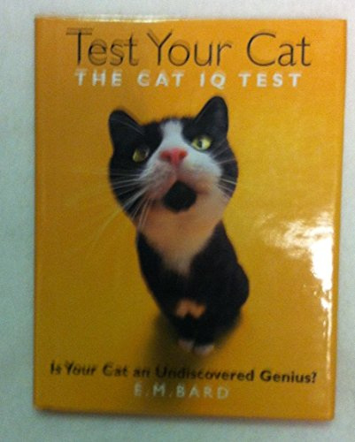 Title: Test Your Cat The Cat IQ Test
