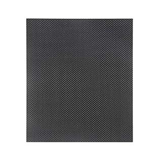 Elviray 230 * 170 * 3,0 mm Placa de placa de carbono completa 3 K Superficie de brillo suave y lisa en ambos lados Placa de avión RC para piezas de RC