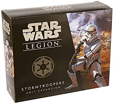 Fantasy Flight Games FFGSWL07 Star Wars : Legion Stormtroopers Unit Exp, Multicolore