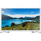 "Samsung UE32J4580SSXZG LED-TV, WiFi, HD Ready, 32"" - blanc"