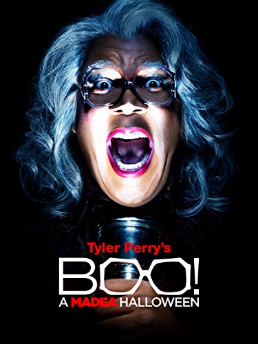 Tyler Perry's Boo! a Madea Halloween Cover