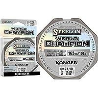 Konger Angelschnur World Champion Fluorocarbon Coated 0,10-0,30mm/150m Monofile Schnur super stark ! top Qualität !