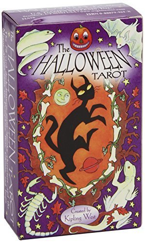 (The Halloween Tarot by Lee, Karin (1997) Cards)