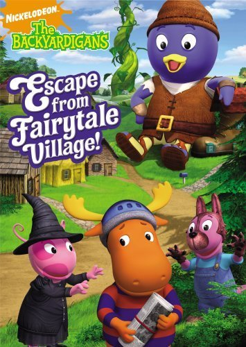 The Backyardigans: Escape from Fairytale Village by LaShawn Jefferies