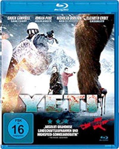 Yeti - Uncut [Blu-ray]