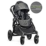 Baby Jogger BJ23496EN City Select-Kinderwagen, Single-Modell, Charcoal, grau