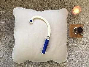 Mister Trigger – der Massagehaken für eine gezielte Schmerzbehandlung von Triggerpunkten, Muskelverspannungen und verklebten Faszien - HANDELSHÜTTE