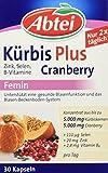 Abtei Kürbis Plus Cranberry Femin