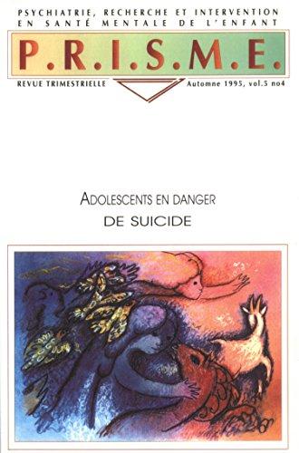 Adolescents en danger de suicide