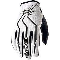 O'Neal Element Kinder Handschuhe Weiß MX MTB DH Motocross Enduro Offroad Quad BMX FR, 0390-2