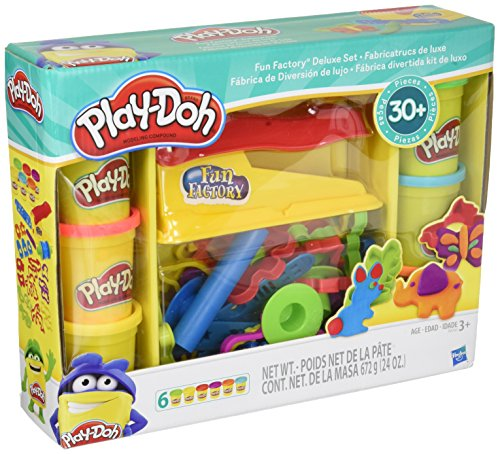 Play-doh Party Pack (Play-Doh Fun Factory Deluxe-Set)