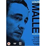 Louis Malle: Volume One (Elevator to the Gallows / the Fire Within / the Lovers / Zazie in the Subway) [REGION 2 IMPORT: NON USA FORMAT]