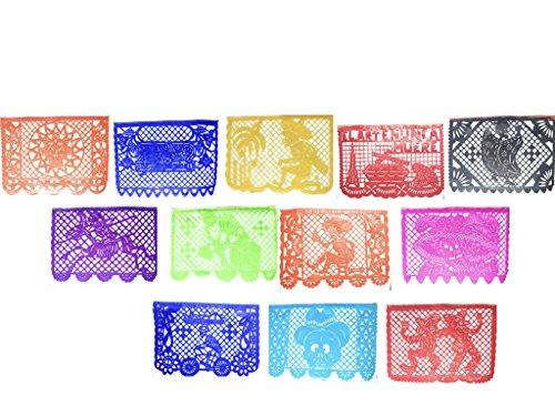 Mexikanischen Tissue Banner