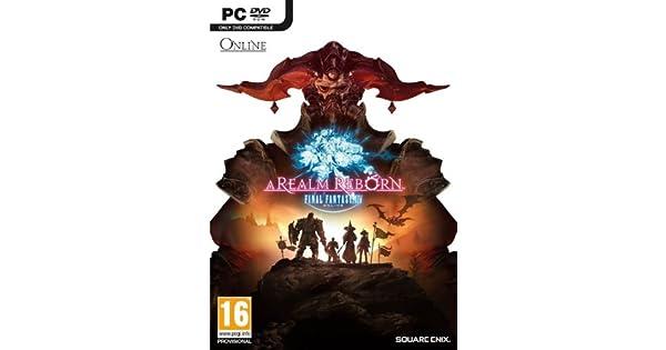 Final Fantasy XIV: Standard Edition (PC DVD): Amazon co uk