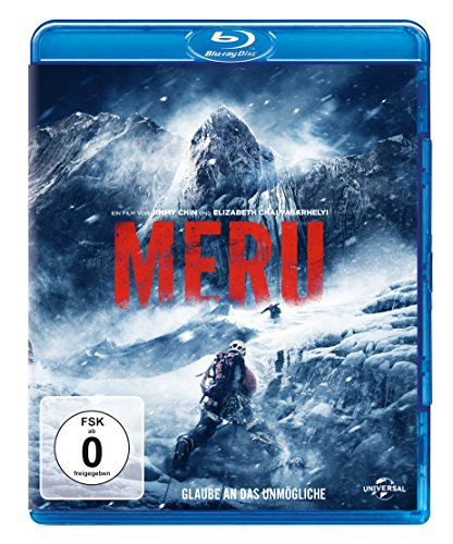 Meru [Blu-ray] (Expedition Erde)