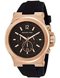 Michael Kors Chronograph Black Dial Men's Watch - MK8184