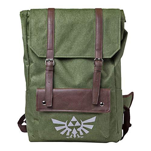 Difuzed The Legend of Zelda Link mit Kapuze Rucksack grün