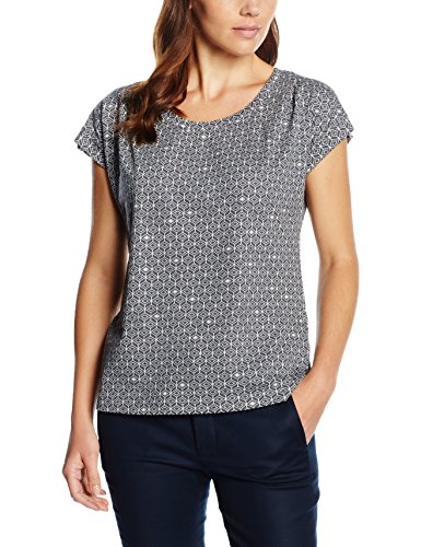 Sandwich Damen T-Shirt 21101117 Grau (Grey magnet 80053)