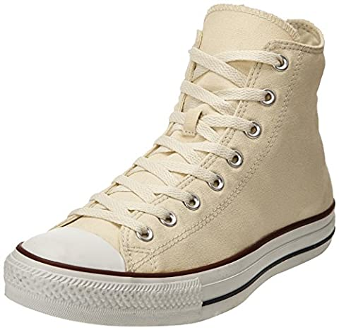 Converse Chuck Taylor All Star, Unisex-Erwachsene Hohe Sneakers, Beige (Natural White), 40 EU