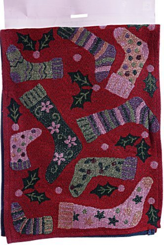 r Table Runner with Stockings 13