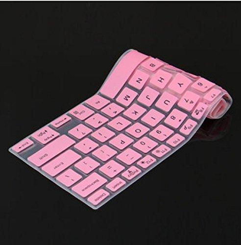 Tutoy Tastatur-Abdeckungs-Schutz Für Dell Xps 15 15-9550 / Inspiron 14Cr 14Mr 14Sr - Rosa (Xps-tastatur-abdeckung)