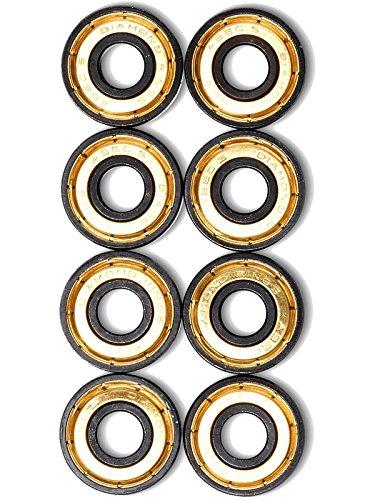 Diamond Supply Co Skateboard Kugellager Diamond Rings Hella Fast Abec5 Gold (One Size , Gold) (Diamond Supply Skateboard)