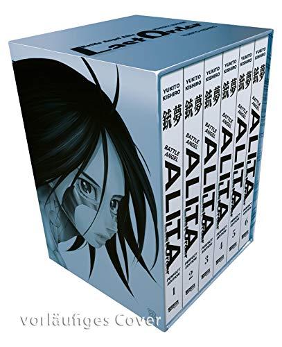 Battle Angel Alita - Last Order - Perfect Edition 1-6 im Schuber mit Extra (Battle Angel Alita 2)